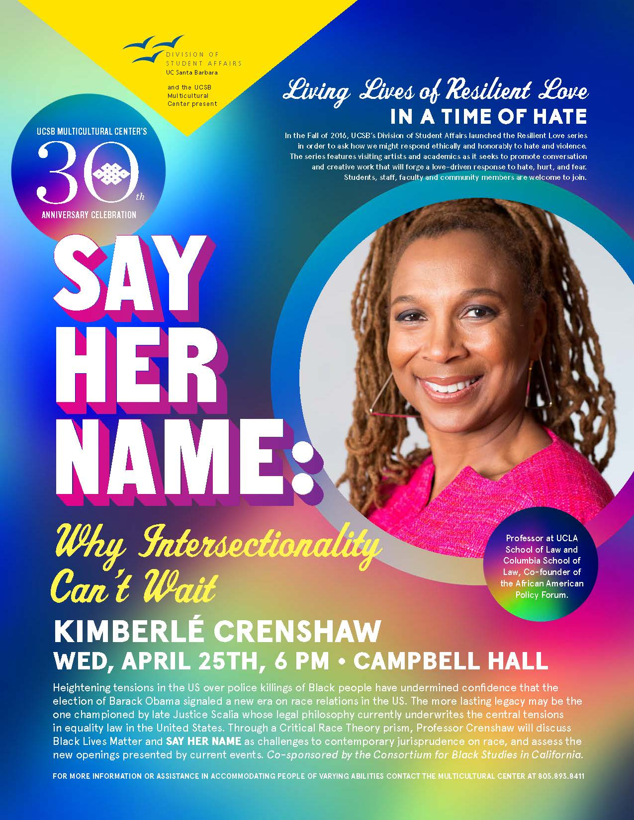 Why Intersectionality Can't Wait - Kimberlé Crenshaw