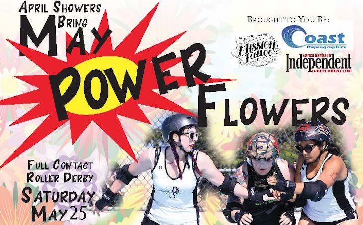 ROLLER DERBY! Betties vs. Beach Cities title=
