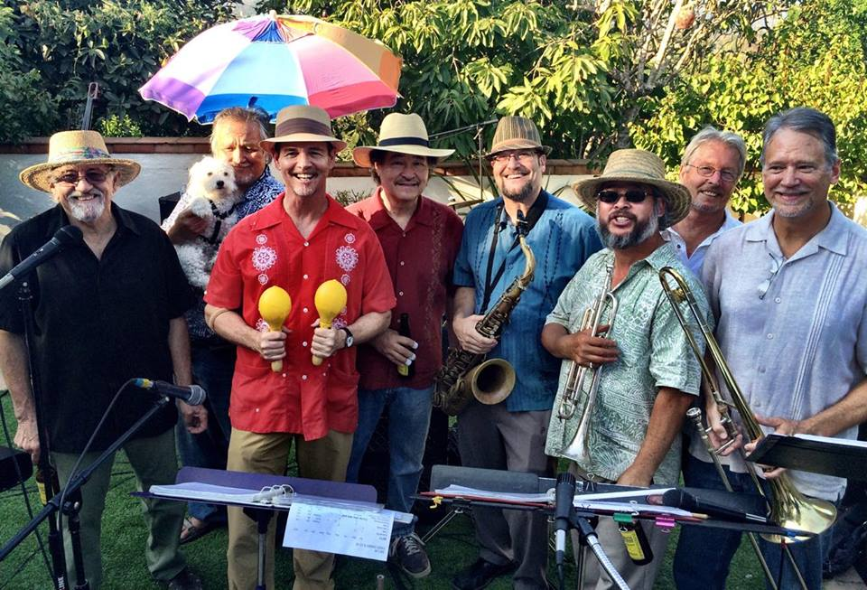 Summer Concert Series at the Old Town Gazebo: Mezcal Martini title=