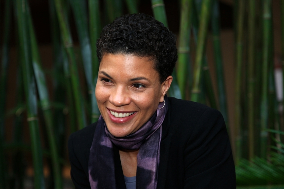 Legal Scholar and Social Justice Advocate  Michelle Alexander  title=