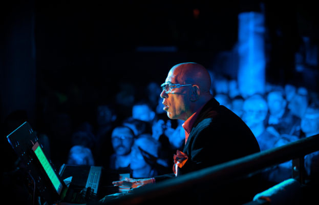 HAMMERAS GROUP PRESENTS Mike Garson, David Bowie's Piano Man Cancer: The Urgency of Now