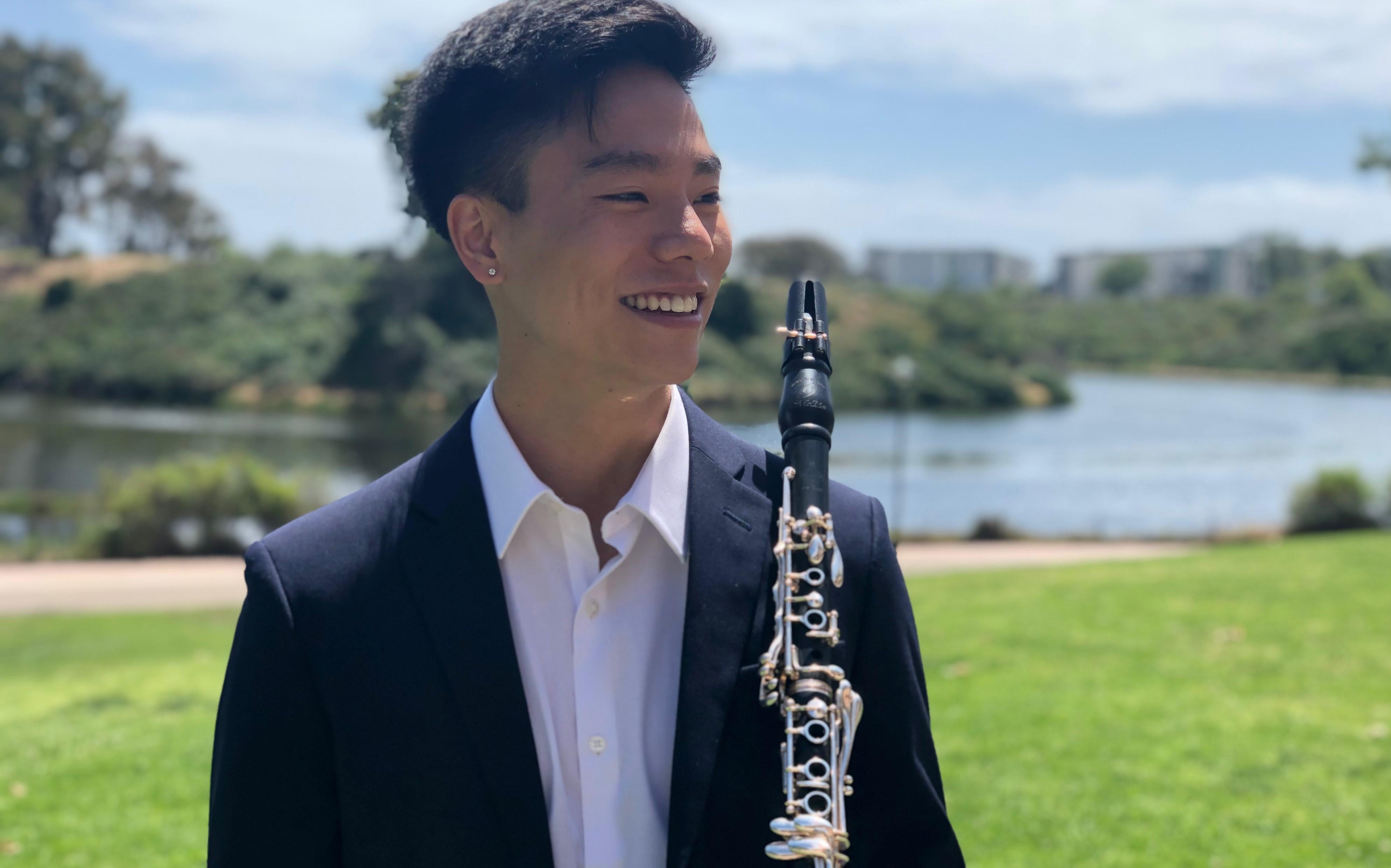Undergraduate Student Recital: Min Su Kim, Clarinet title=