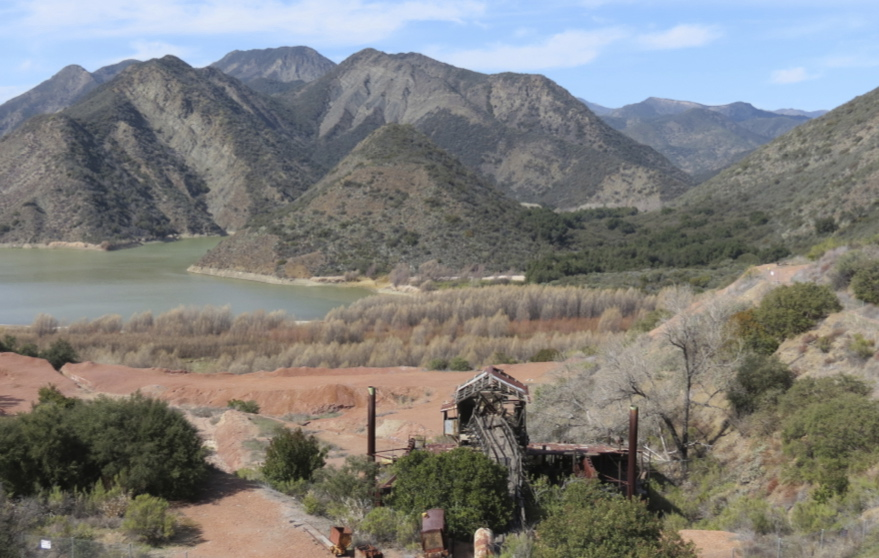 Historic Mines & Trails of the Santa Barbara Backcountry title=