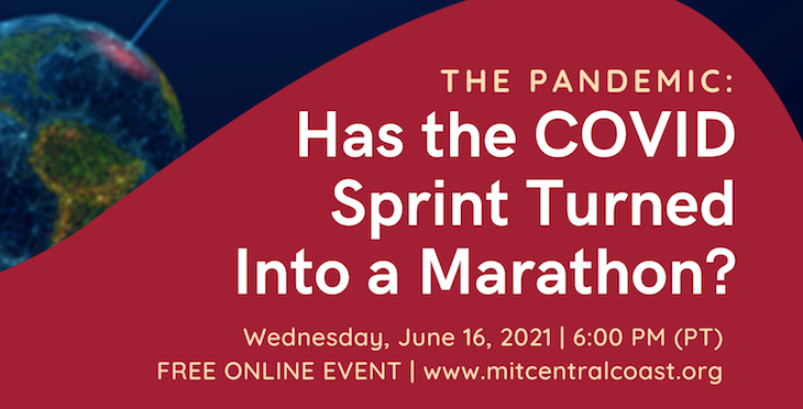 THE PANDEMIC: HAS THE COVID SPRINT TURNED INTO A MARATHON? title=