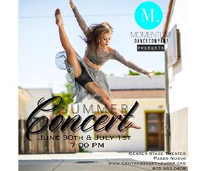 Momentum Dance Company Summer Concert