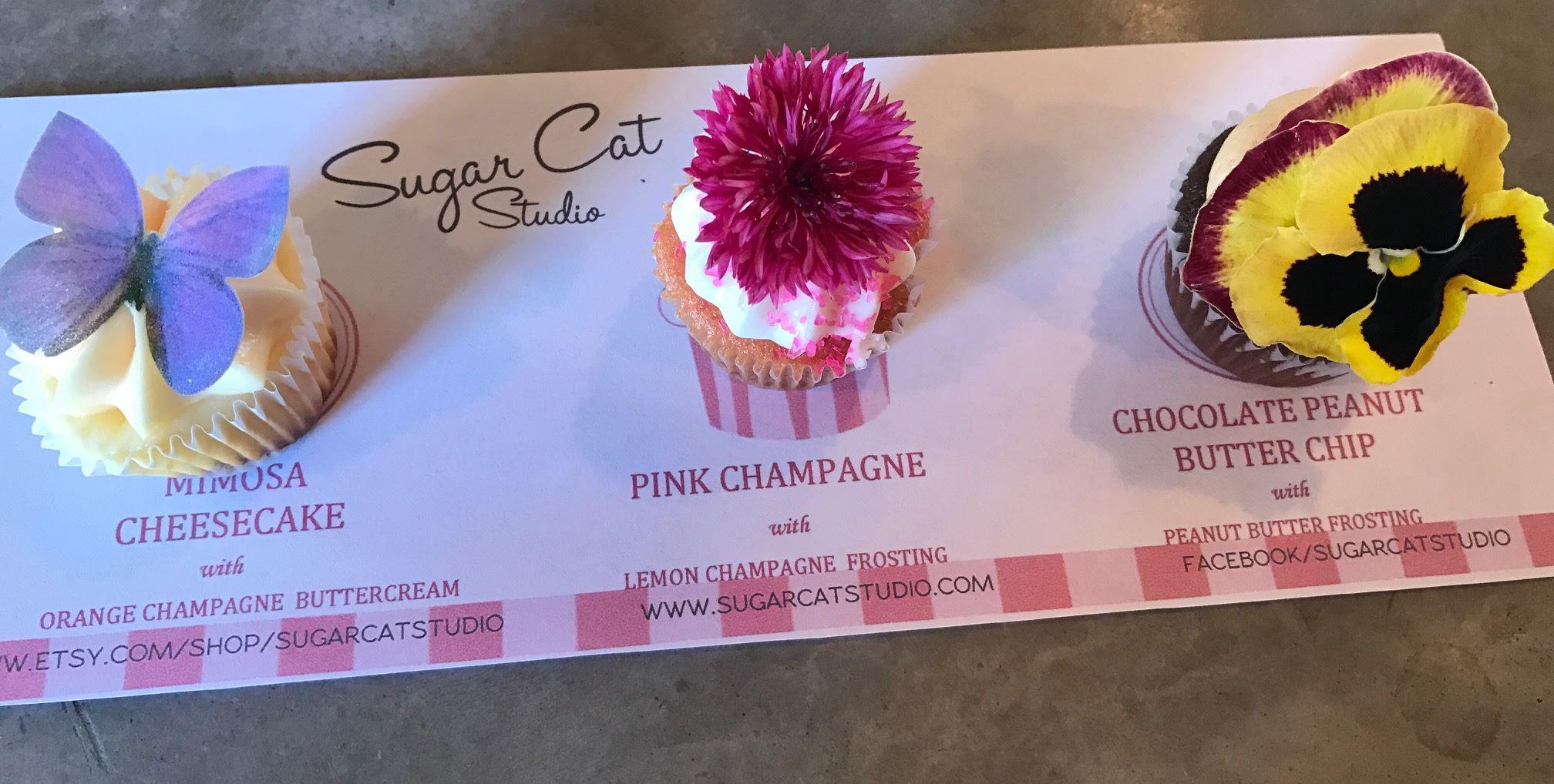 Mother's Day Cupcake Pairing @ DV8 Cellars title=