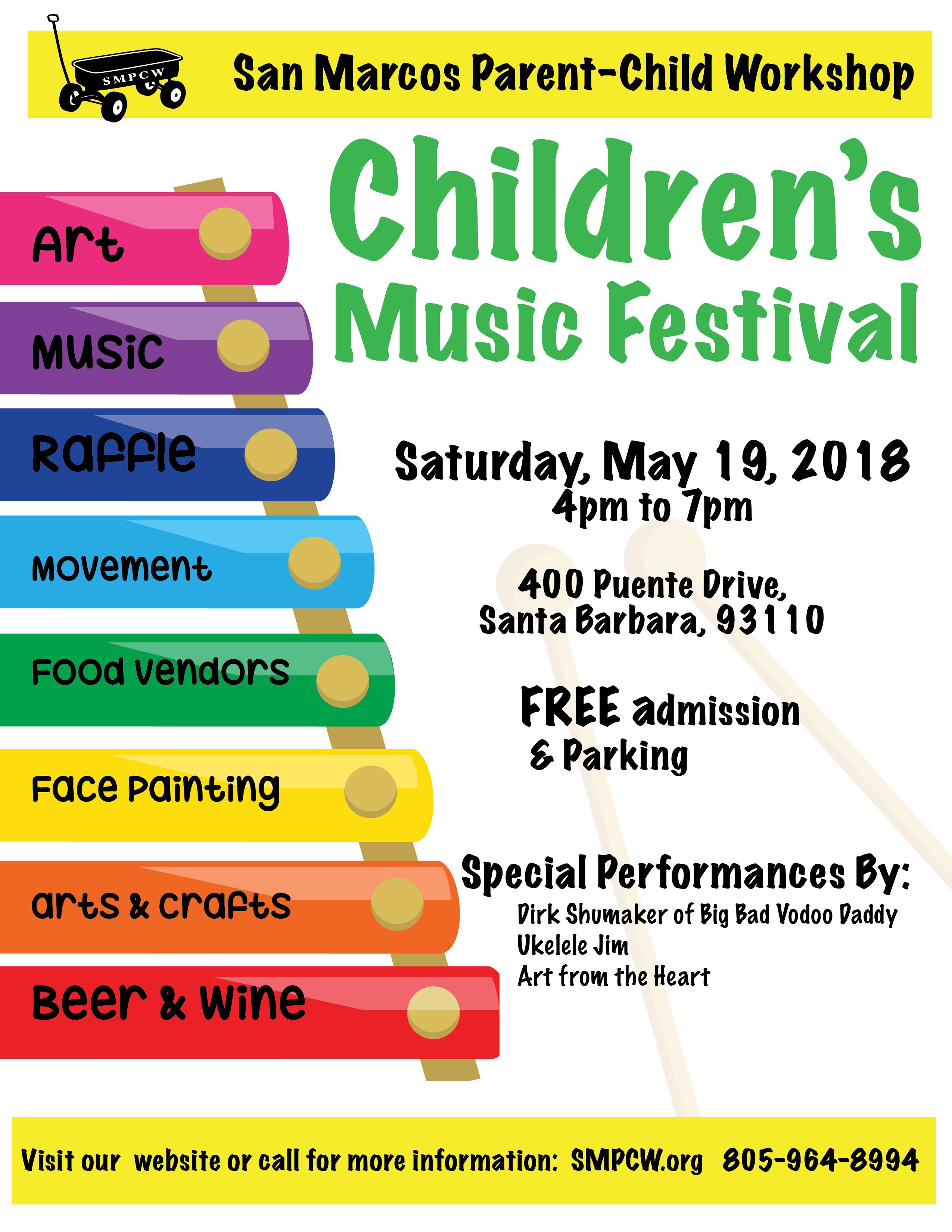 Santa Barbara Children's Music Festival