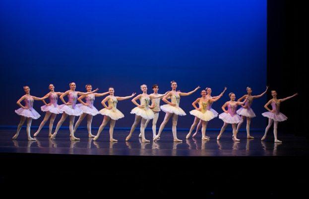 GUSTAFSON DANCE JUNIOR INTENSIVE PROGRAM PRESENTS At The Movies