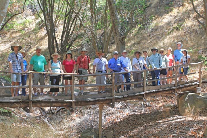 "Visit the ""Jewel of the Gaviota Coast"": Arroyo Hondo Preserve title="