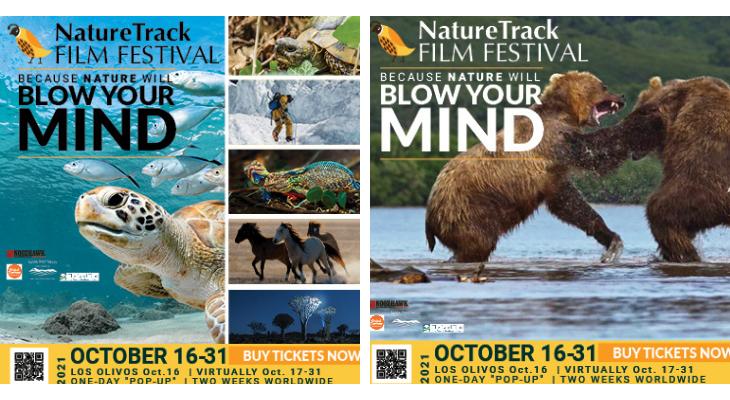 NatureTrack Film Festival 2021 Live & Virtual  title=