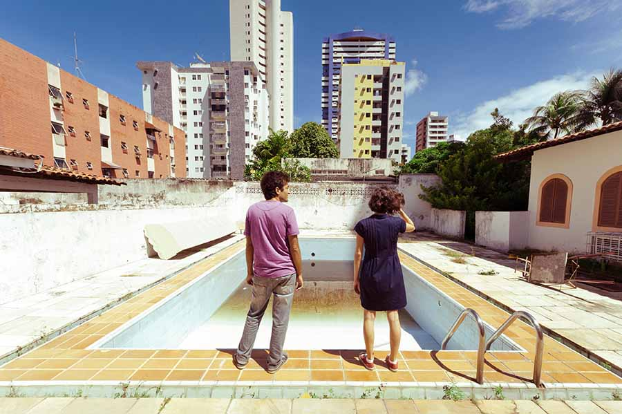 "Latin American Film Series: Unrest, Distance, and the Future: ""Neighboring Sounds"" title="