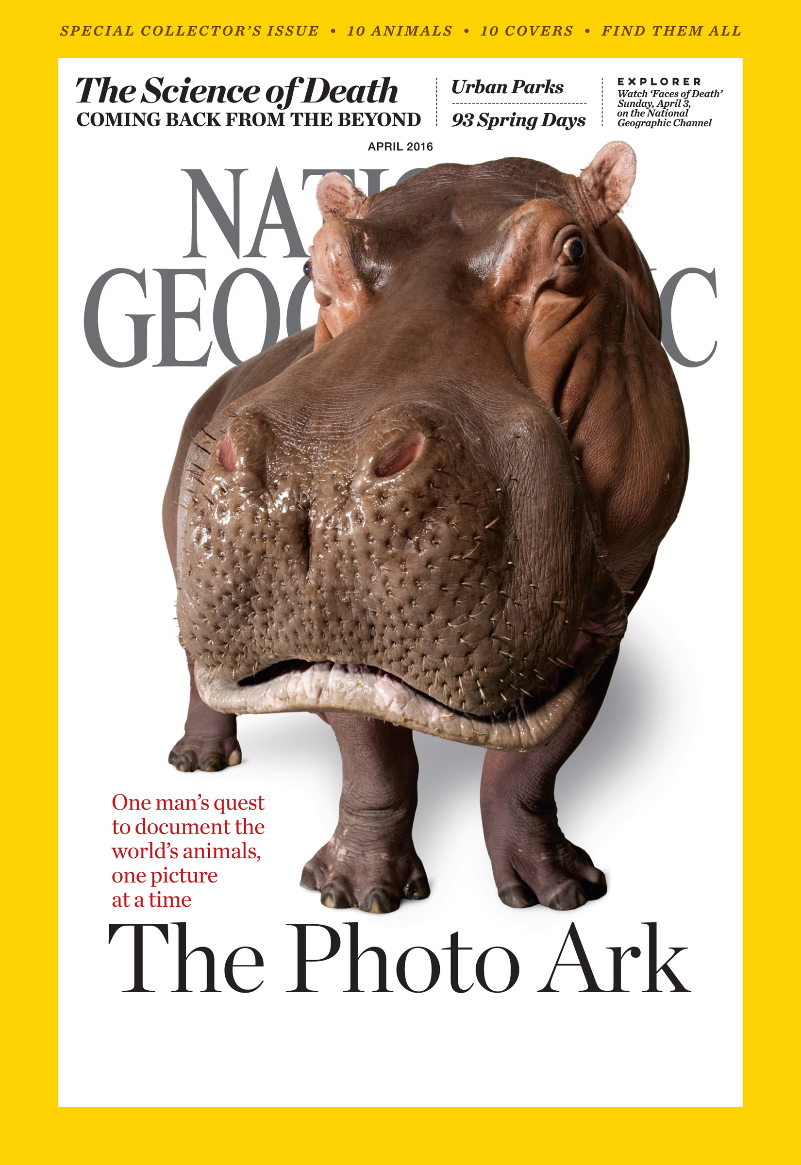 Joel Sartore: National Geographic Live - Building the Photo Ark