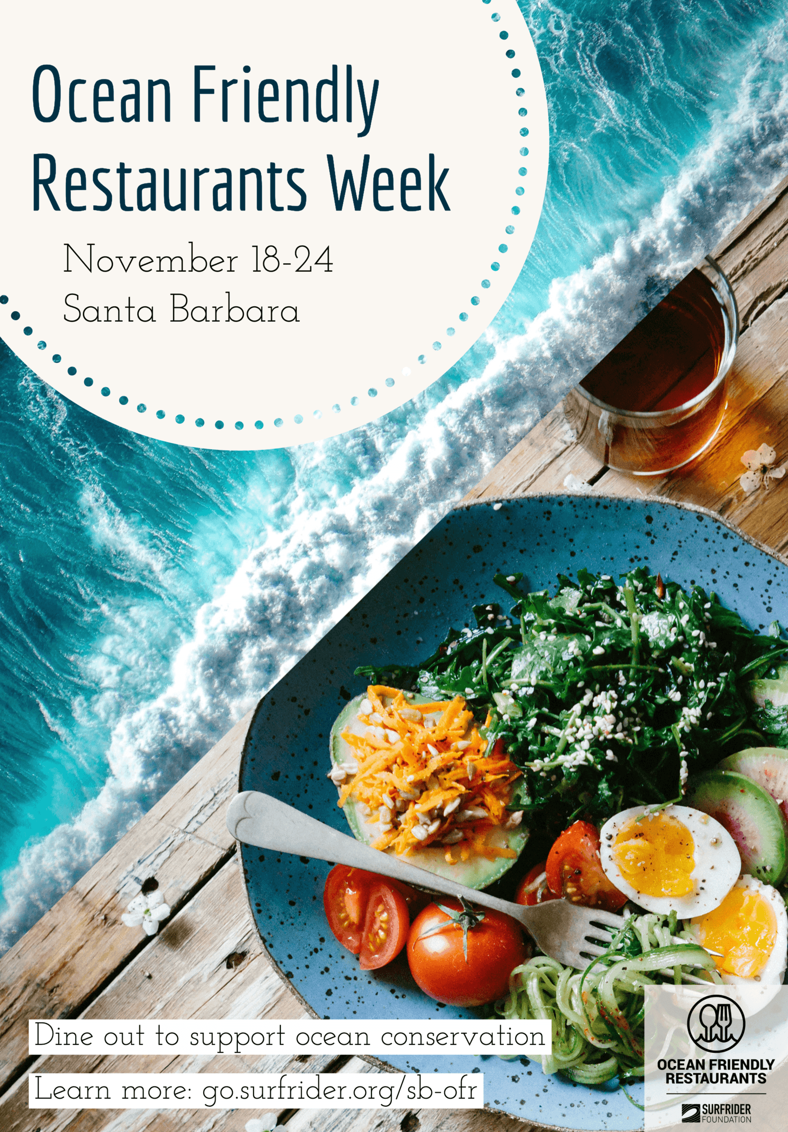 Ocean Friendly Restaurants Week title=
