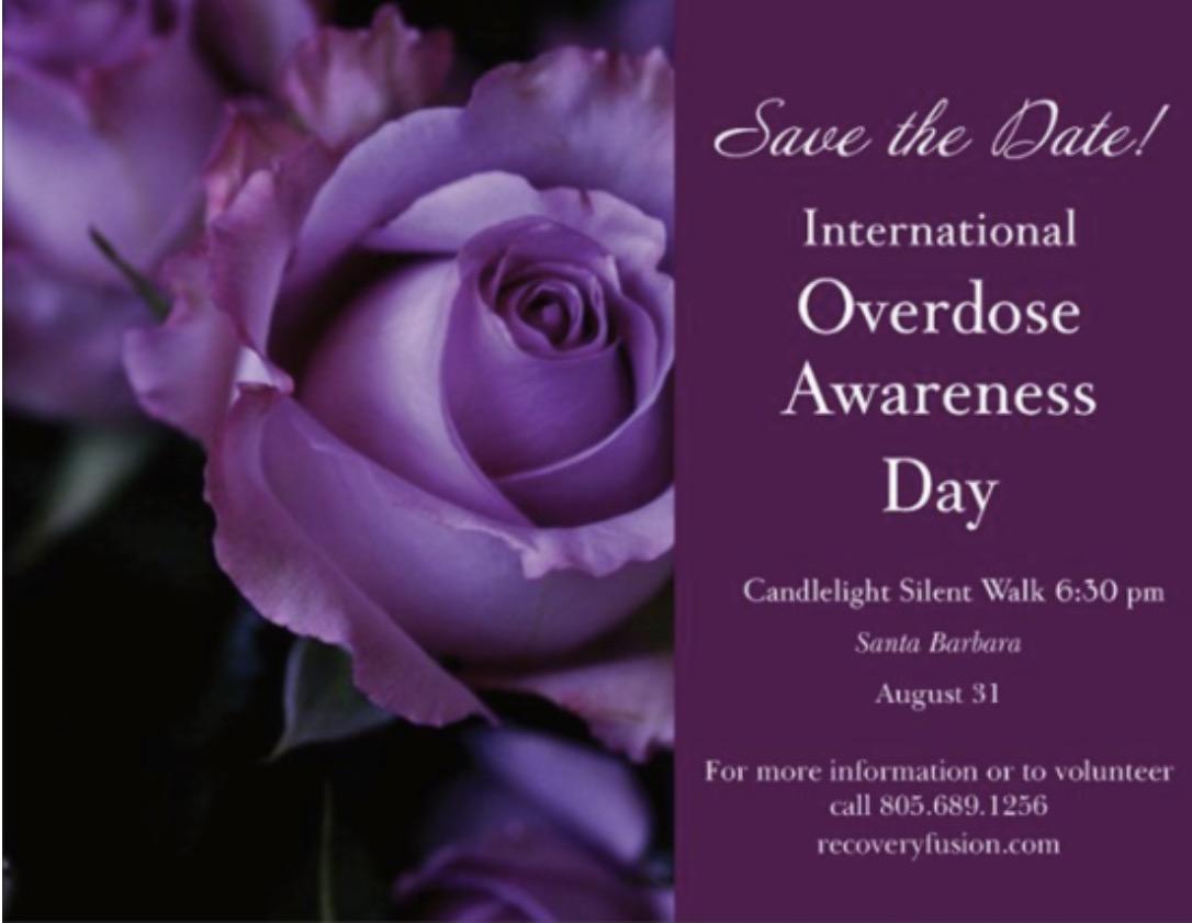 2nd Annual Santa Barbara Overdose Awareness Day