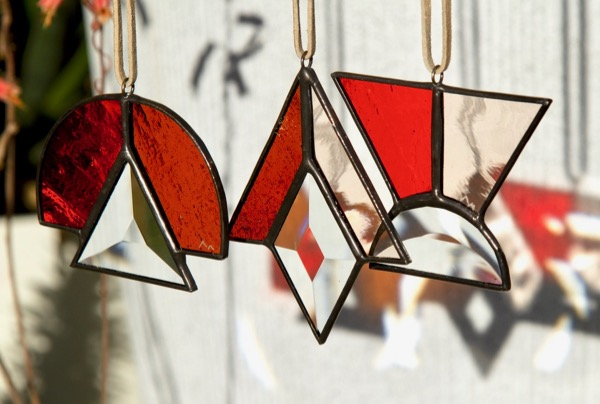 Stained Glass Ornaments Workshop title=