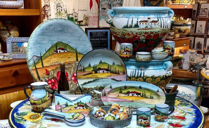 Italian Pottery Outlet Annual May Sale! title=
