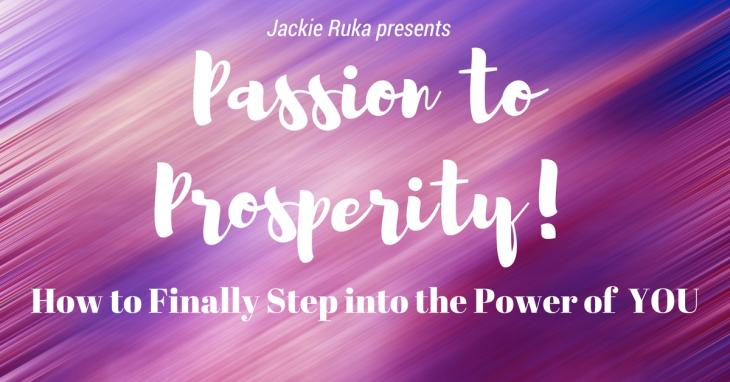 Passion to Propserity Free Webinar title=