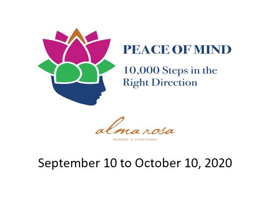 Peace of Mind—10,000 Steps in the Right Direction title=