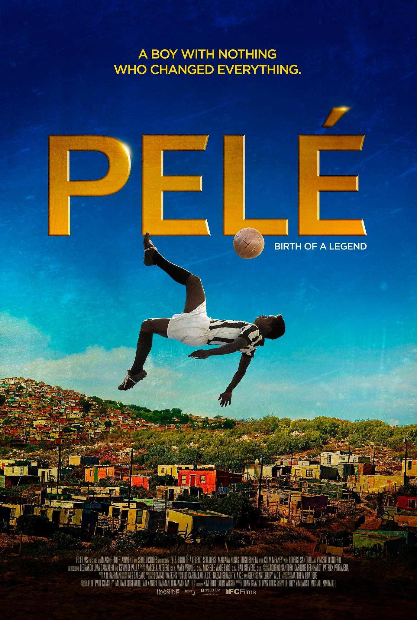 Pele Birth of a Legend title=