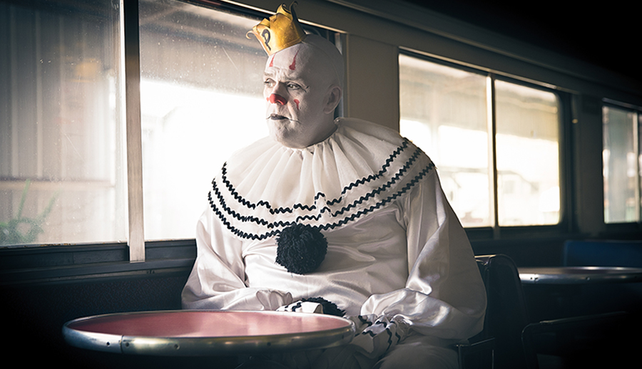 Puddles Pity Party at the Lobero Theatre title=