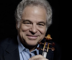 An Evening with Itzhak Perlman title=
