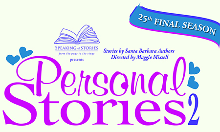 Speaking of Stories presents Personal Stories II title=