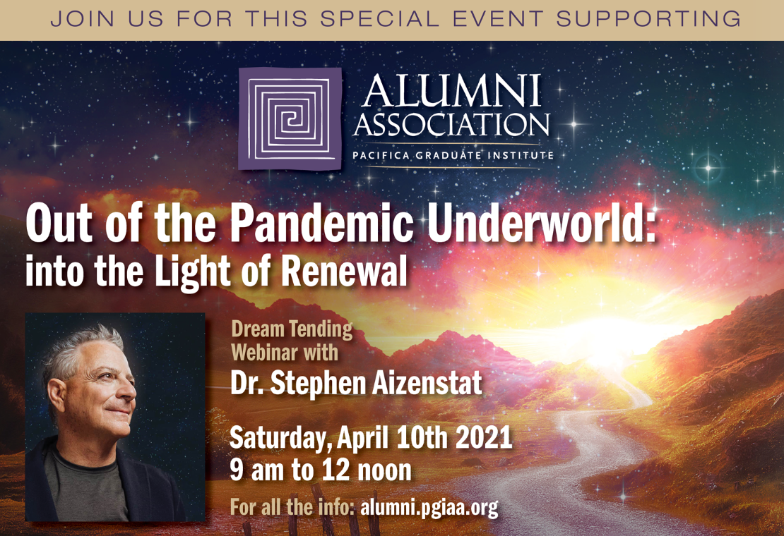 Out of the Pandemic Underworld: into the Light of Renewal title=