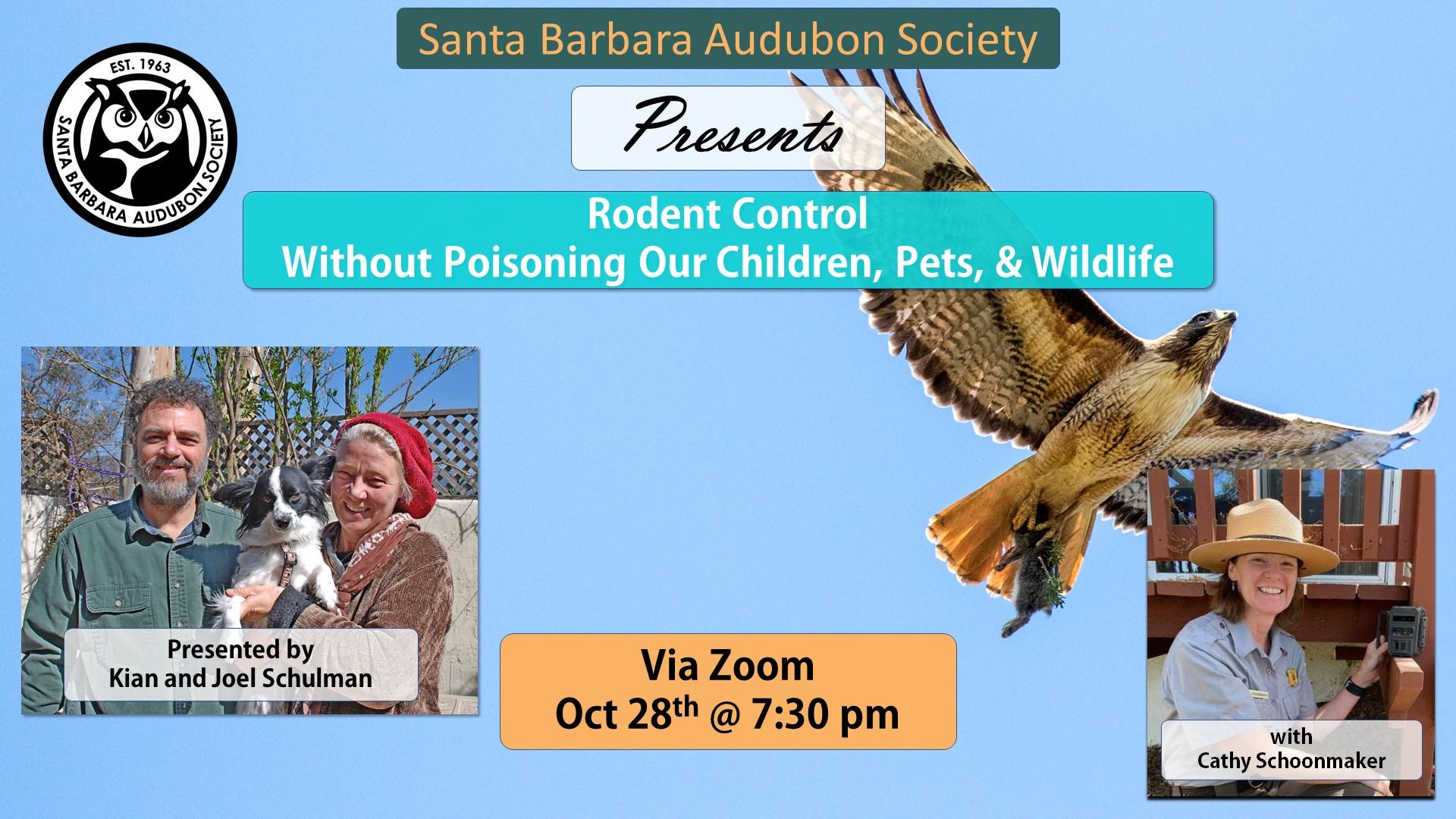SB Audubon Program on Rodenticides title=