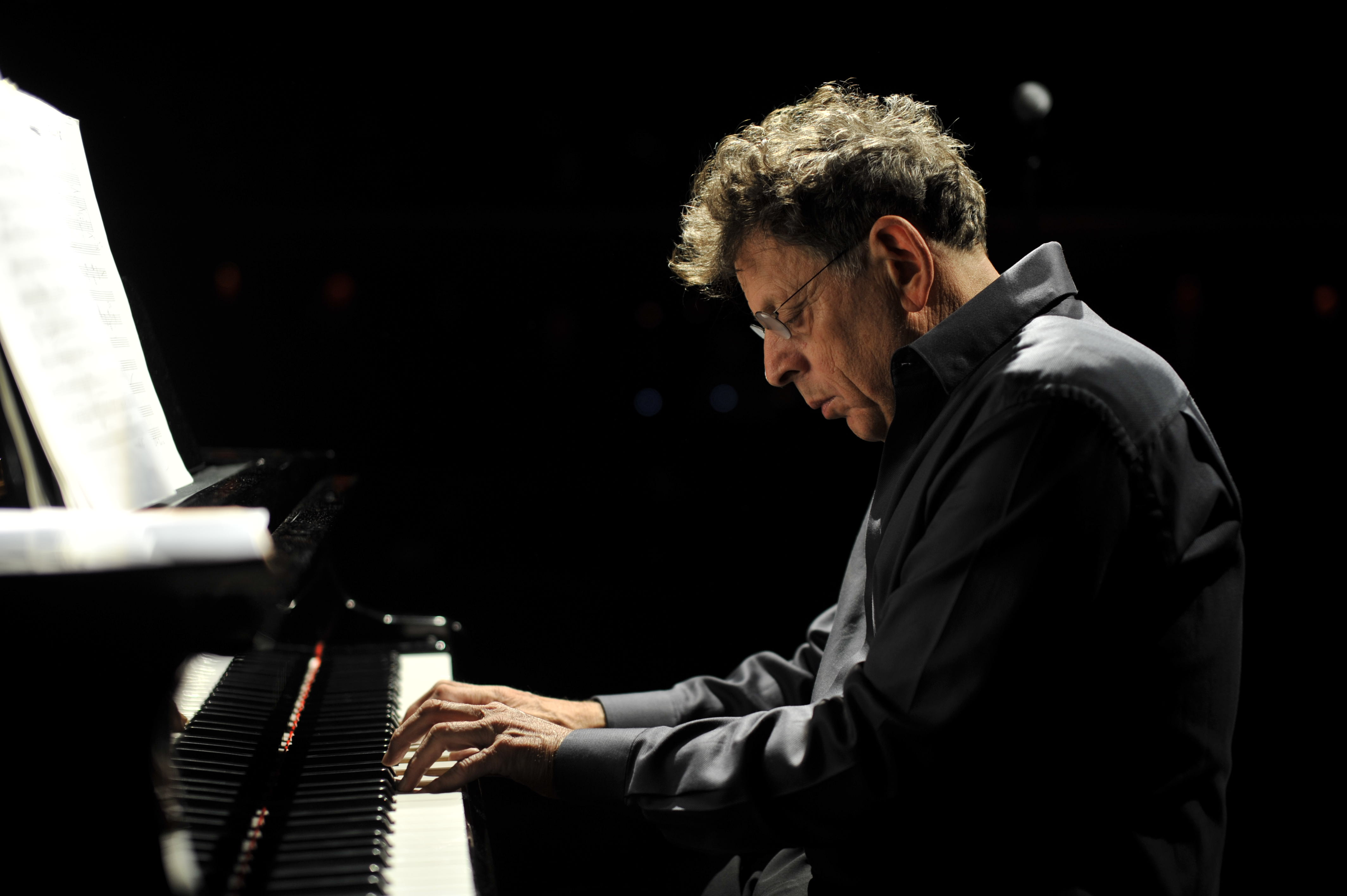 Philip Glass: in Conversation with Pico Iyer