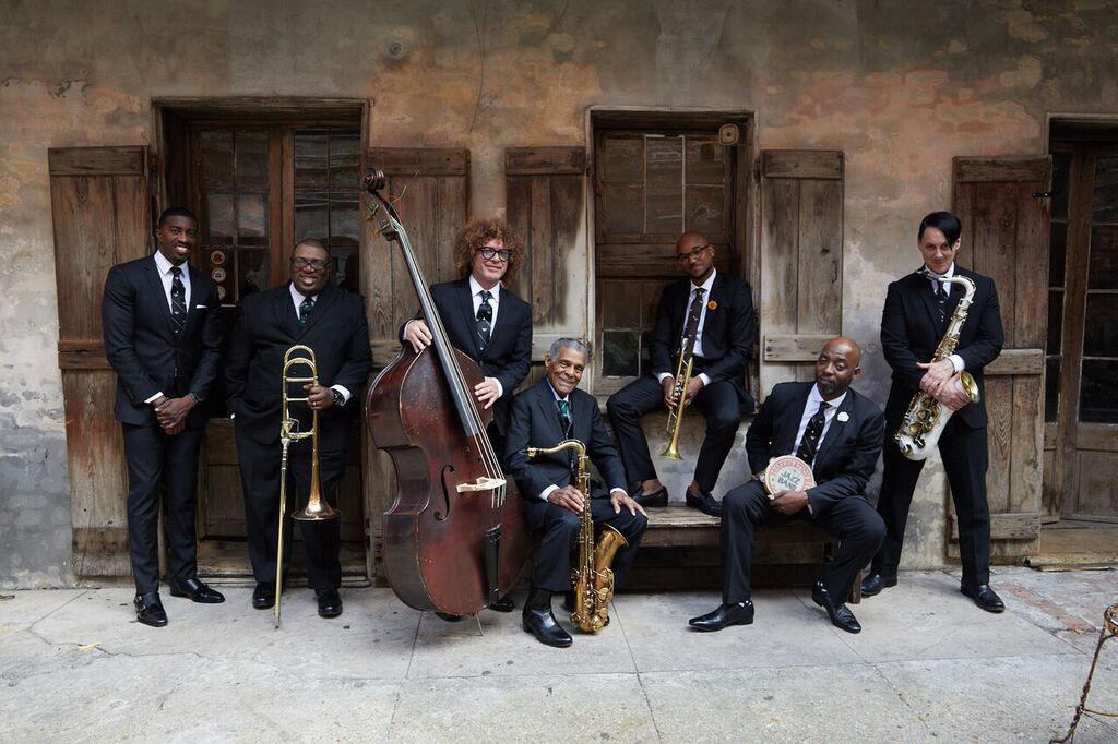 A Tuba to Cuba: Preservation Hall Jazz Band