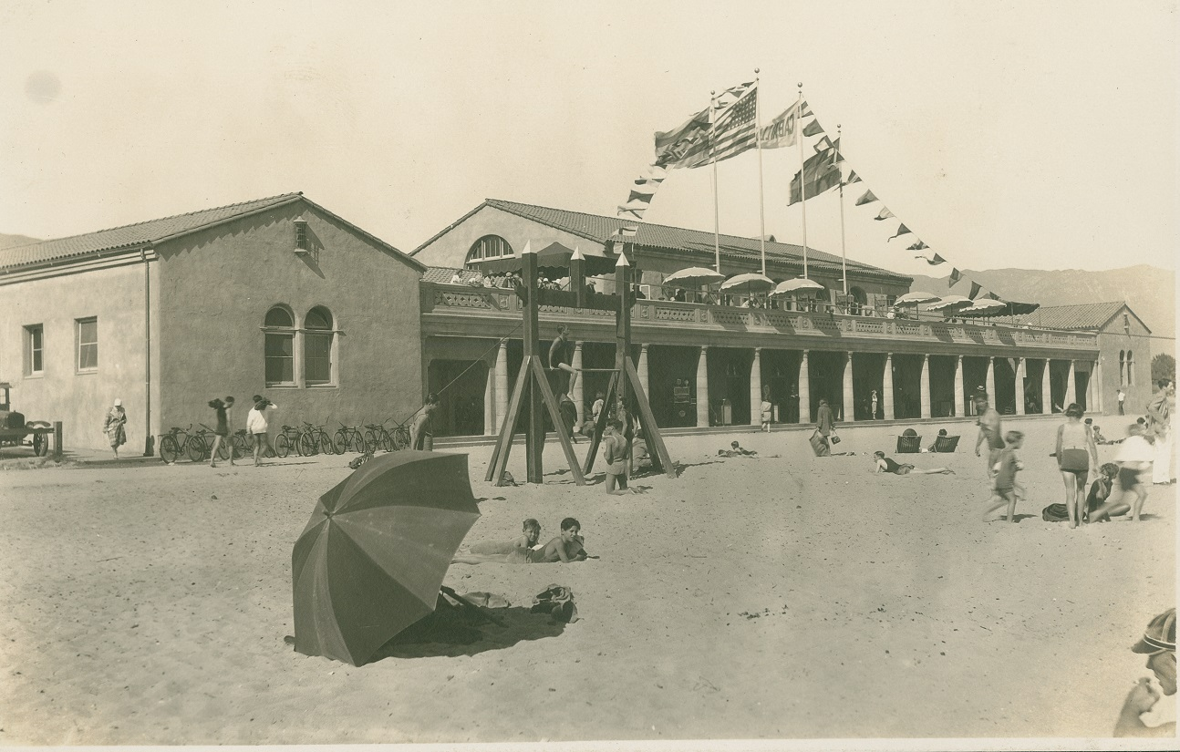 The Cabrillo Pavilion: Restoring the Jewel of East Beach