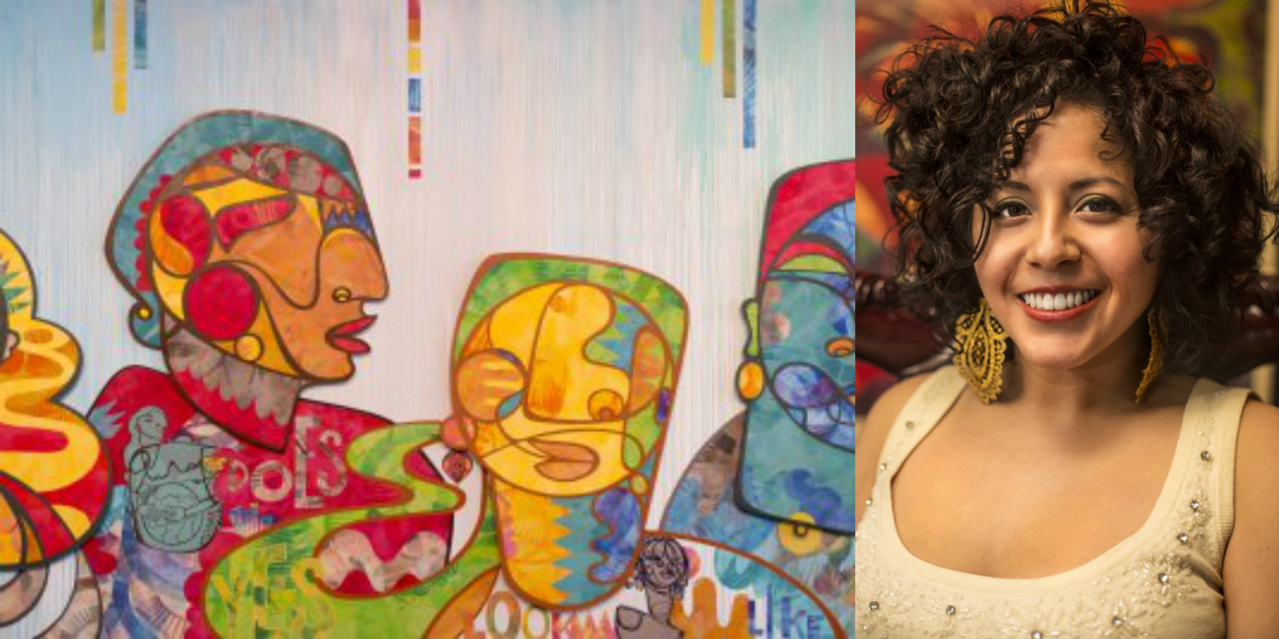 Favianna Rodriguez Hosts 'Art as Activism' Presentation and Workshop