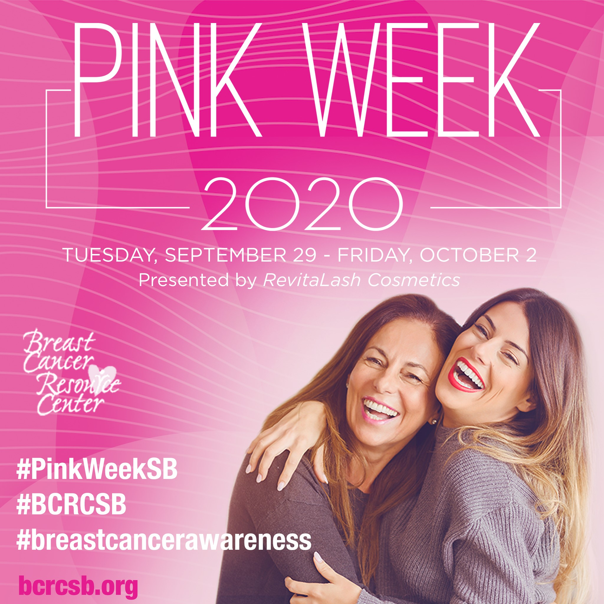 Breast Cancer Resource Center of Santa Barbara: PINK WEEK 2020 title=