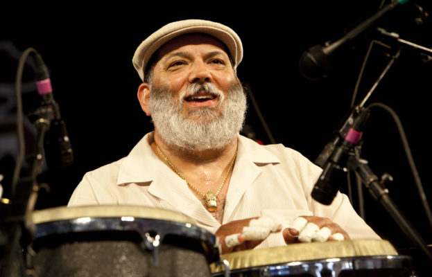 JAZZ AT THE LOBERO Poncho Sanchez and his Latin Jazz Band