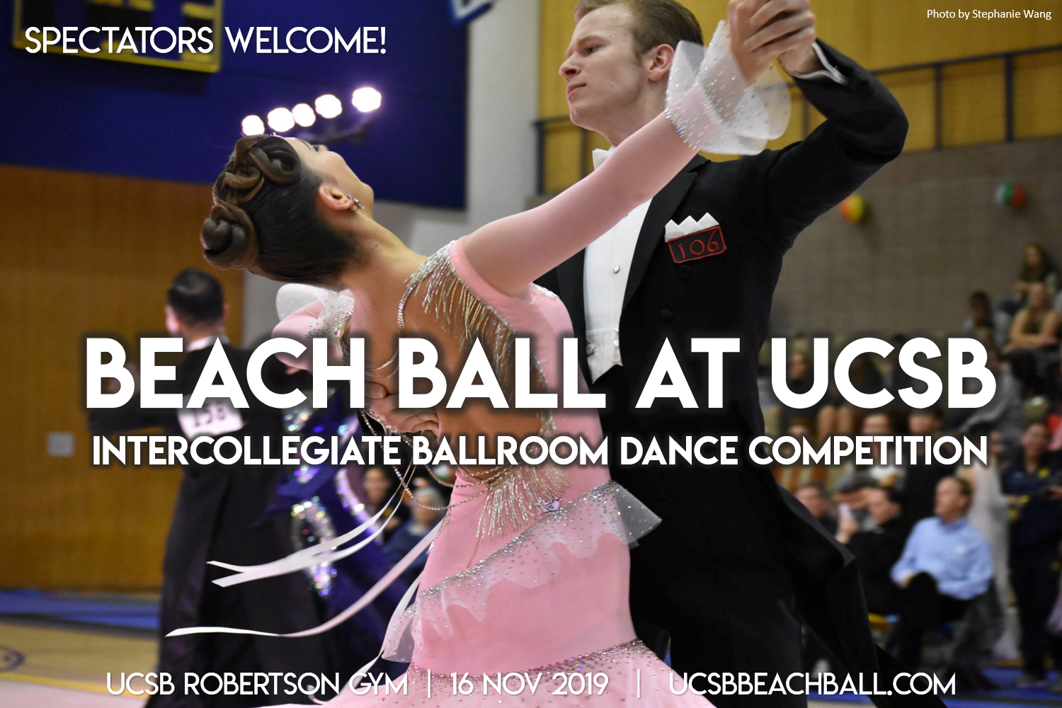 Ballroom Dance Competition at UCSB title=