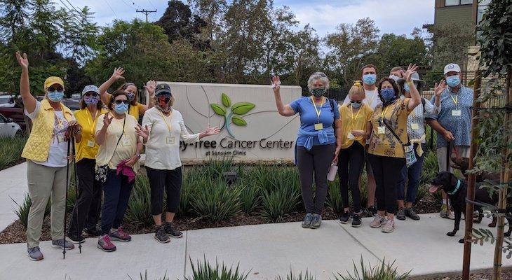 29th Annual Cancer Center Walk/Run title=
