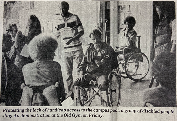 Disability Culture and Activism: UCSB and Beyond title=
