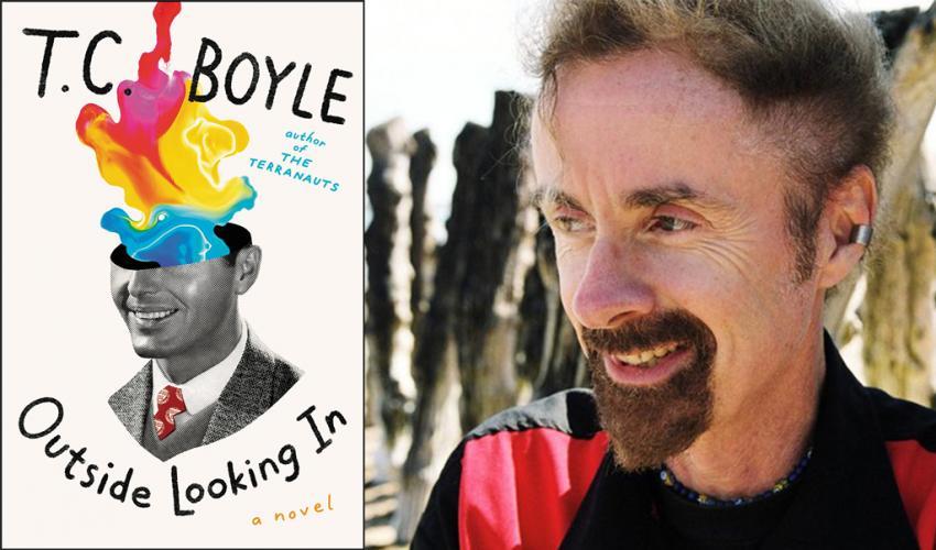 Parallel Stories Lecture: T.C. Boyle title=
