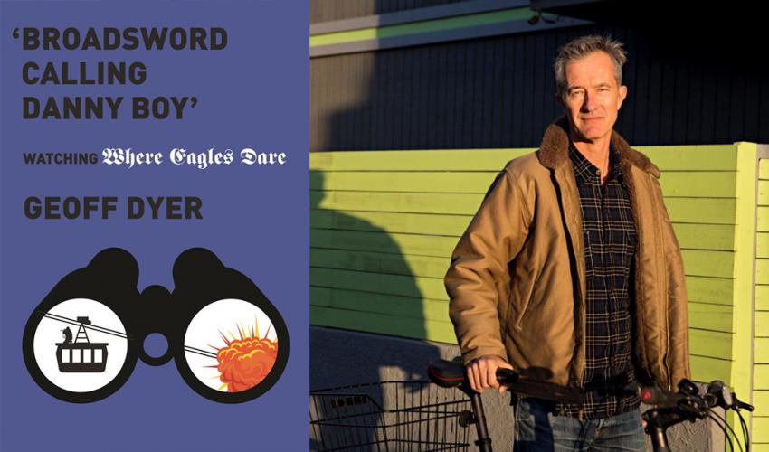 Parallel Stories Lecture: Geoff Dyer title=