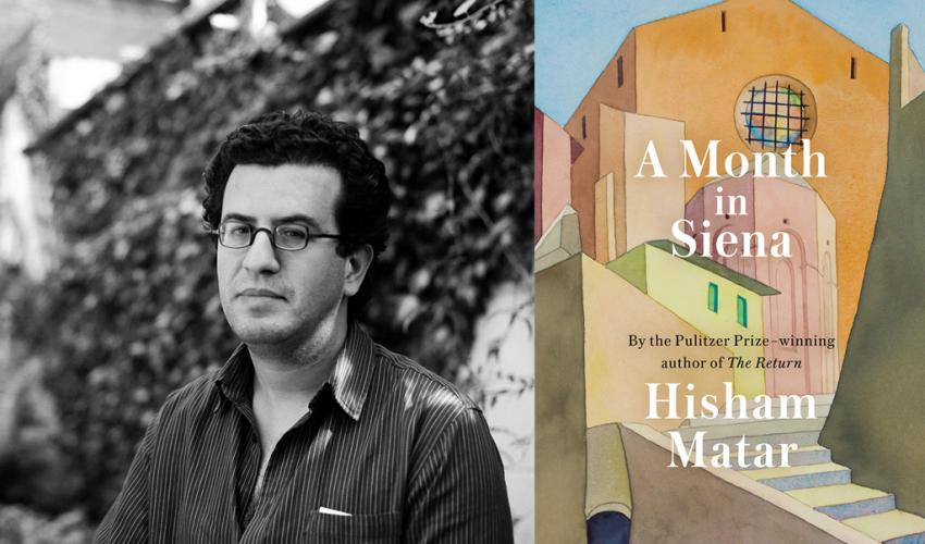Parallel Stories (via Zoom): A Reading and Conversation with Hisham Matar title=