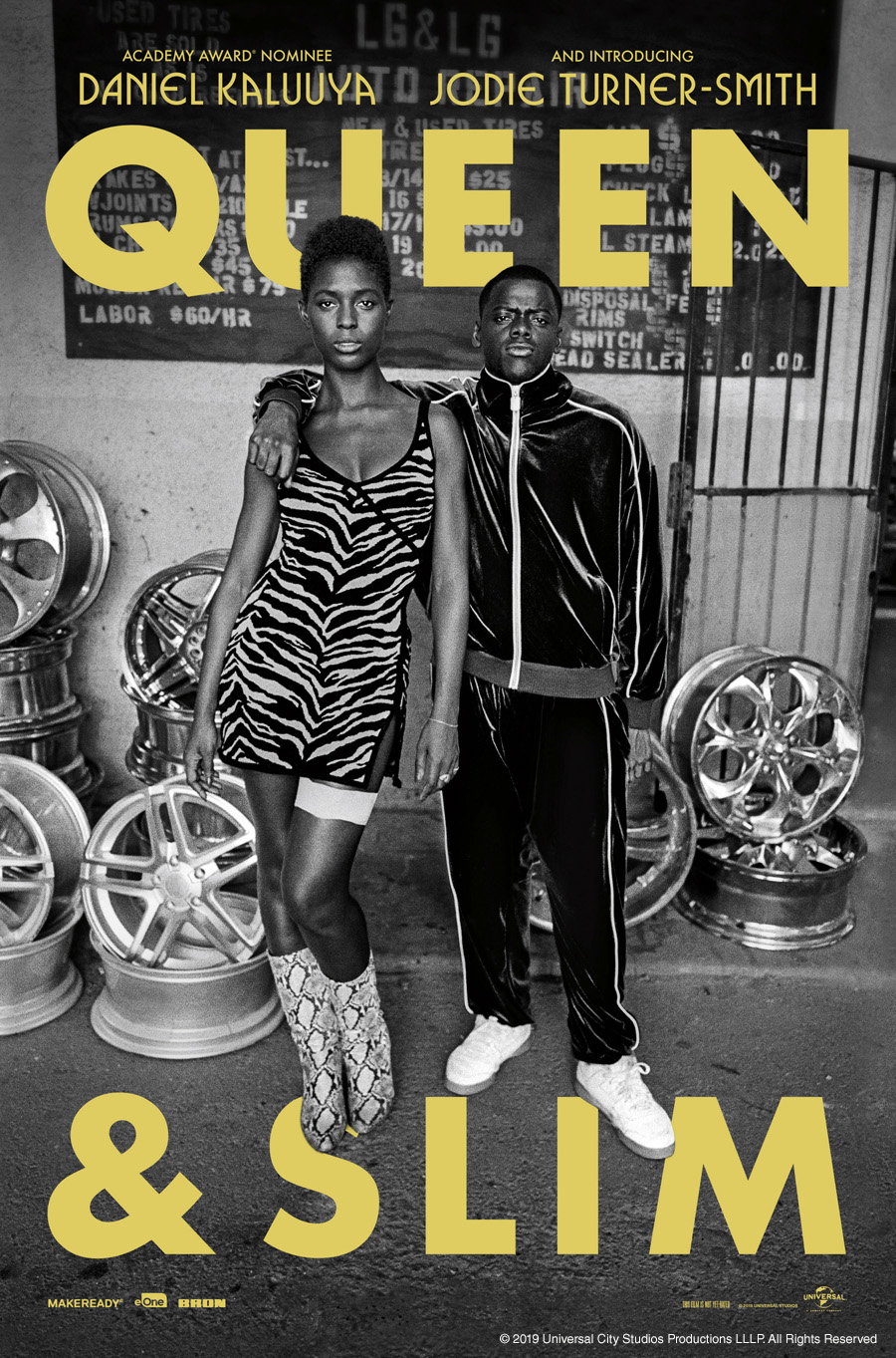 Queen and Slim (FREE FILM) title=