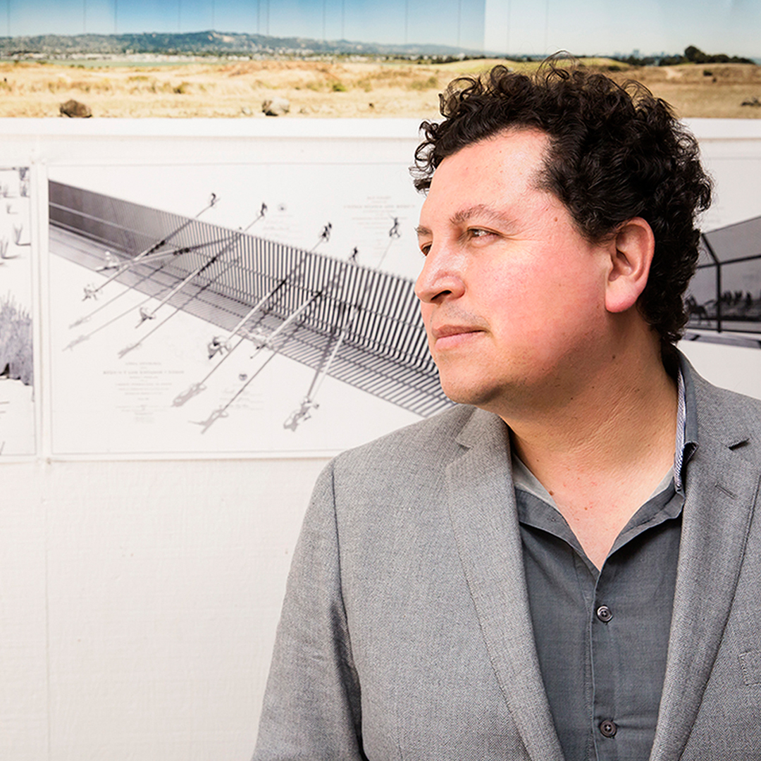 Crossings + Boundaries Talk: Borderwall as Architecture - Ronald Rael