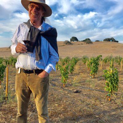 Winemaker Randall Grahm of Bonny Doon title=