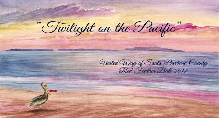 United Way of Santa Barbara County to Host 21st Annual Red Feather Ball