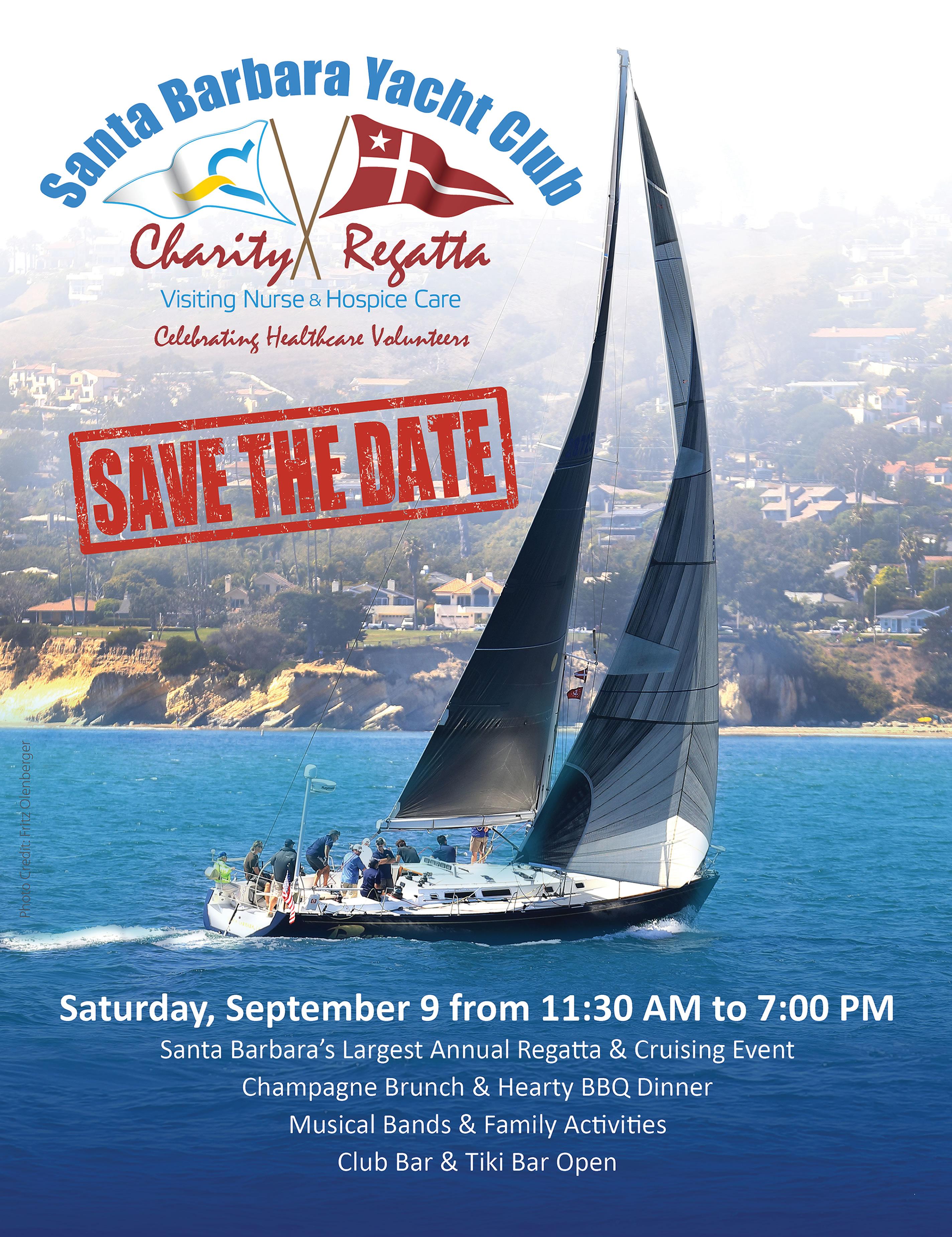 13th Annual Santa Barbara Yacht Club Charity Regatta title=