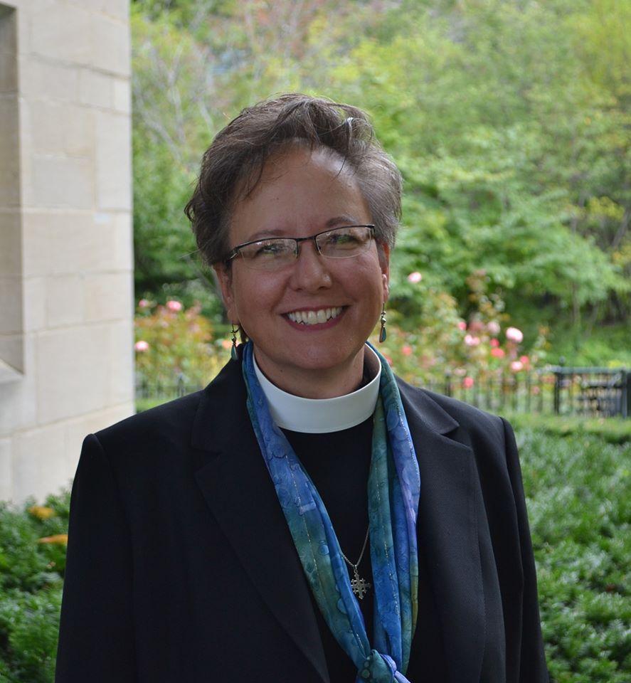 Learn at Lunch: Rev. Elizabeth Molitors Protestant Rector title=