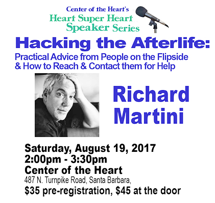 Richard Martini - Hacking the Afterlife: Practical Advice from the Flipside
