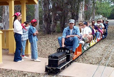 Annual Goleta Railroad and Depot Days! title=