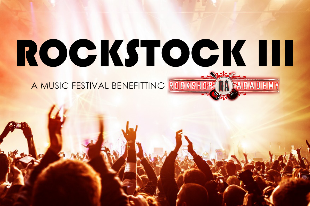 Rockstock III Benefit Concert and Music Festival ft. Dishwalla title=