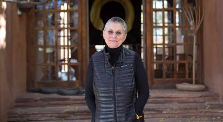 Hospice of Santa Barbara's Community Education Speaker Series presents: Roshi Joan Halifax title=